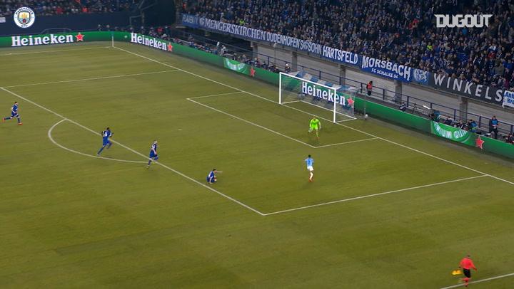 Raheem Sterling's Late winner vs Schalke