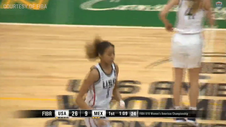 Highlights: 2019 USA Women's U16 National Team Preliminary Round