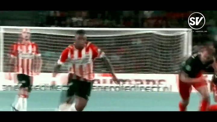 Así juega Steven Bergwijn, extremo del PSV que quiere el Sevilla