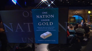 Author: A gold standard is 'a very impractical way to run a modern economy'