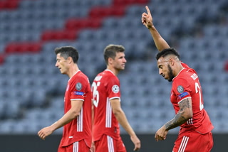 ¡Festín! Corentin Tolisso marca el tercero del Bayern ante al Chelsea en la Champions League