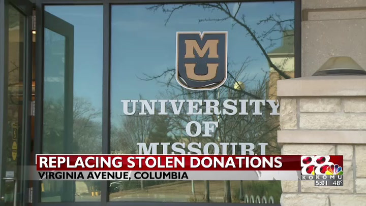 MUPD & MU Greek life partner to collect donations
