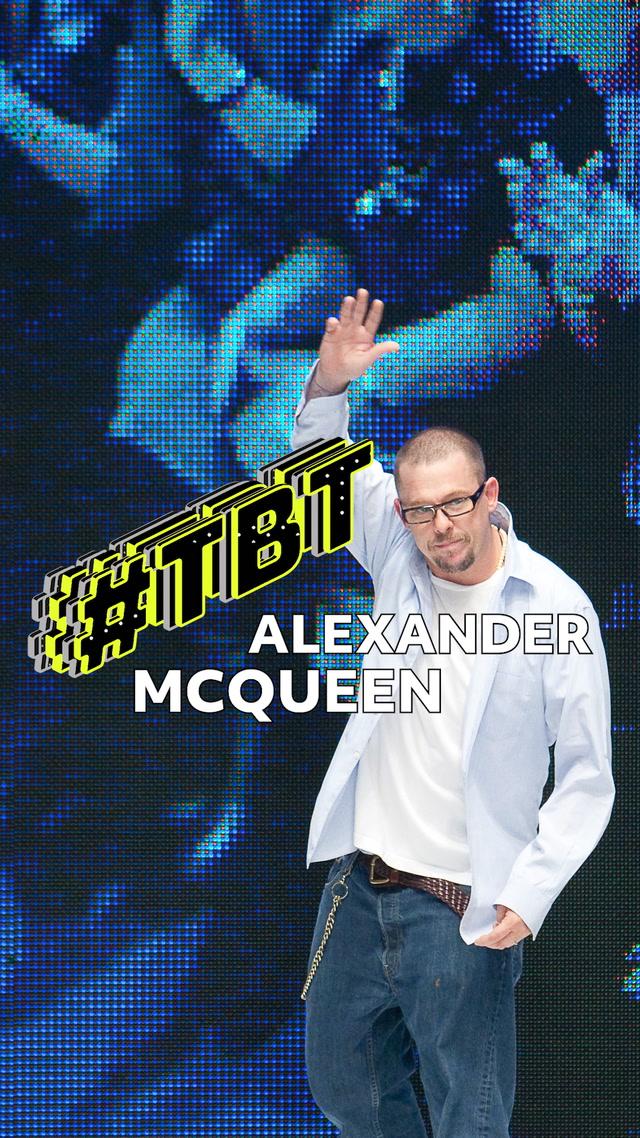 #tbt Moda -  Alexander McQueen