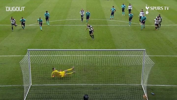 Throwback: Spurs Thrash Swansea 5-0