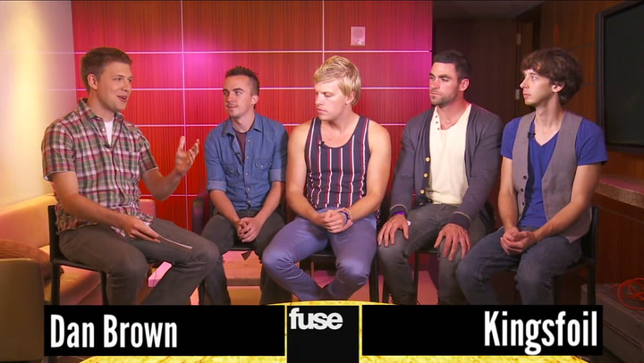 Interviews:Kingsfoil Talk About New Drummer Frankie Muniz