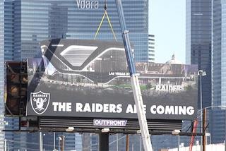 A look at the Raiders stadium site in Las Vegas – Heidi Fang