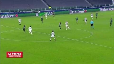 Juventus 2-1 Ferencváros (UEFA Champions League)