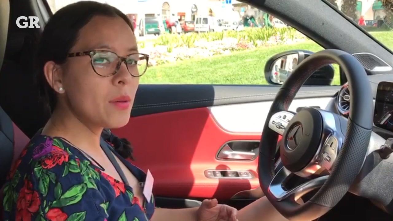 La Siri de Mercedes Benz