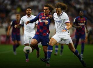 Amargo estreno del FC Barcelona tras caer ante el Chelsea en Japón