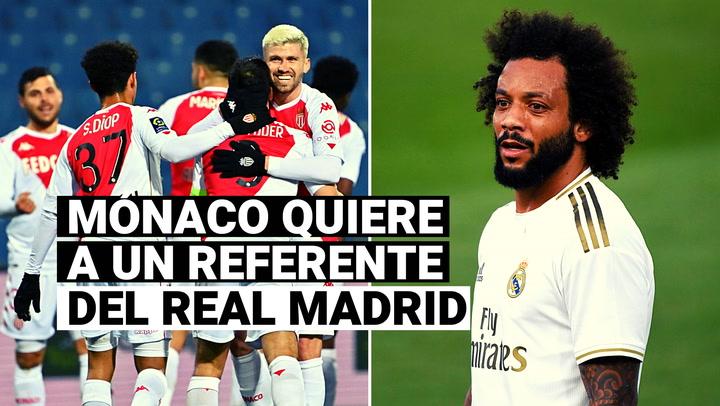 El Real Madrid podría perder a un referente histórico tras interés del Mónaco