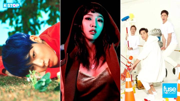 Minzy, Zico, Hyolyn, Changmo, Plus Examining All American K Pop Group EXP Edition: K Stop