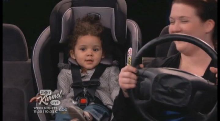 Se ungen som nekter å sjarmere på tv
