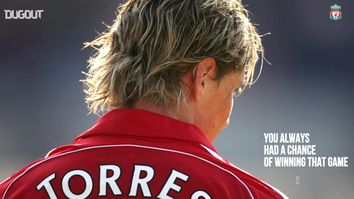 The  story behind Fernando Torres signing for Liverpool