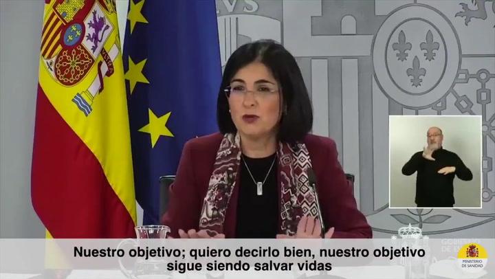 Carolina Darias: