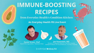 Immune-Boosting Recipes From Everyday Health's Condition Kitchen