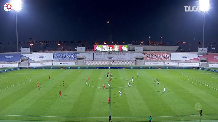 AGL Match day 14 highlights: Sharjah 3-2 Fujairah