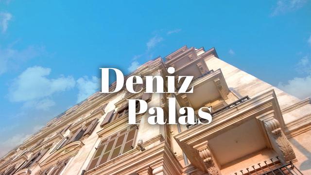 Deniz Palas - Kültür sanatın apartmanı