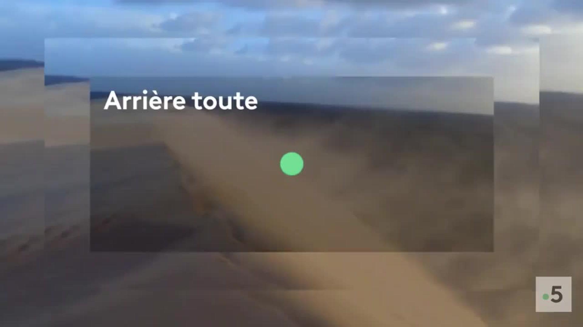 Sale temps pour la planète : Les Landes de Gascogne, le vent l'emportera