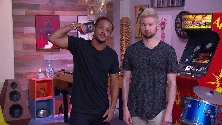 Can Ricky Dillon and Romeo Miller Name Members of Iconic Boy Bands: Trivial Takedown PreGame