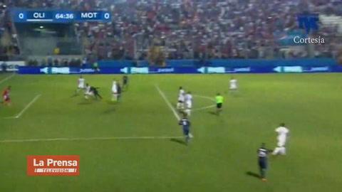 Olimpia 0-2 Motagua en el primer partido de la final de la Liga Nacional