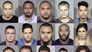 24 face fraud charges in Las Vegas car crash scheme