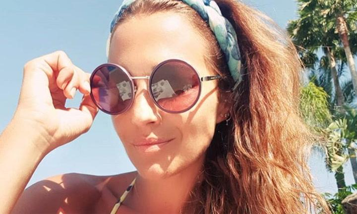 Paula Echevarría sorprende cantando en el coche \'Sin Pijama\', ¡no te pierdas el vídeo!