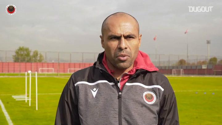 Mert Nobre: Tek odak noktamız Başakşehir maçı