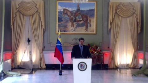 Maduro denuncia ataque armado contra la mayor refinería de Venezuela