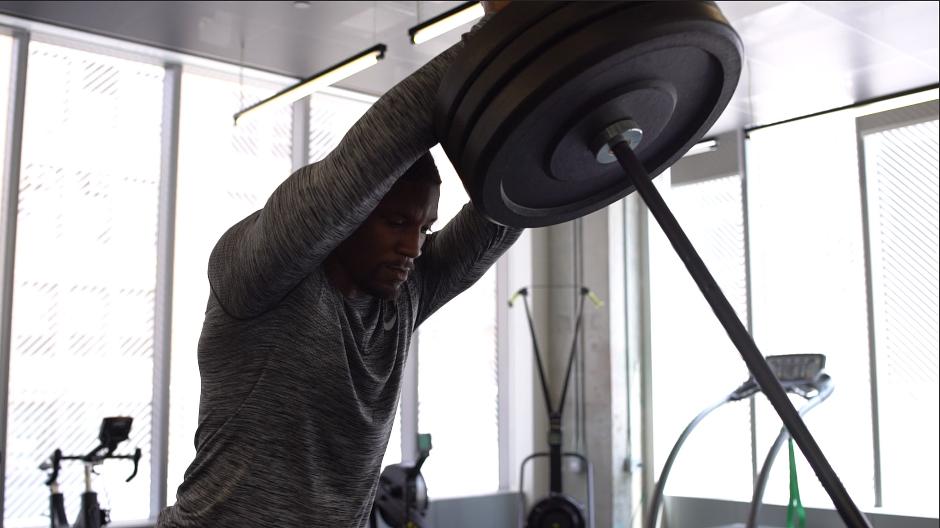 The NFL Running Back Workout with David Johnson