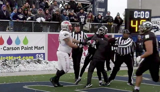 Brawl breaks out after UNLV beats UNR – Video