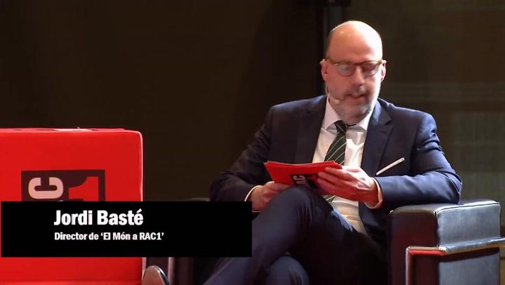 Elecciones en el Barça: Debate de los tres candidatos a la presidencia Font, Freixa y Laporta