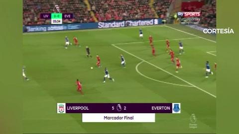 Liverpool 5-2 Everton (Premier League)