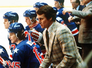 Miracle on Ice coach Herb Brooks