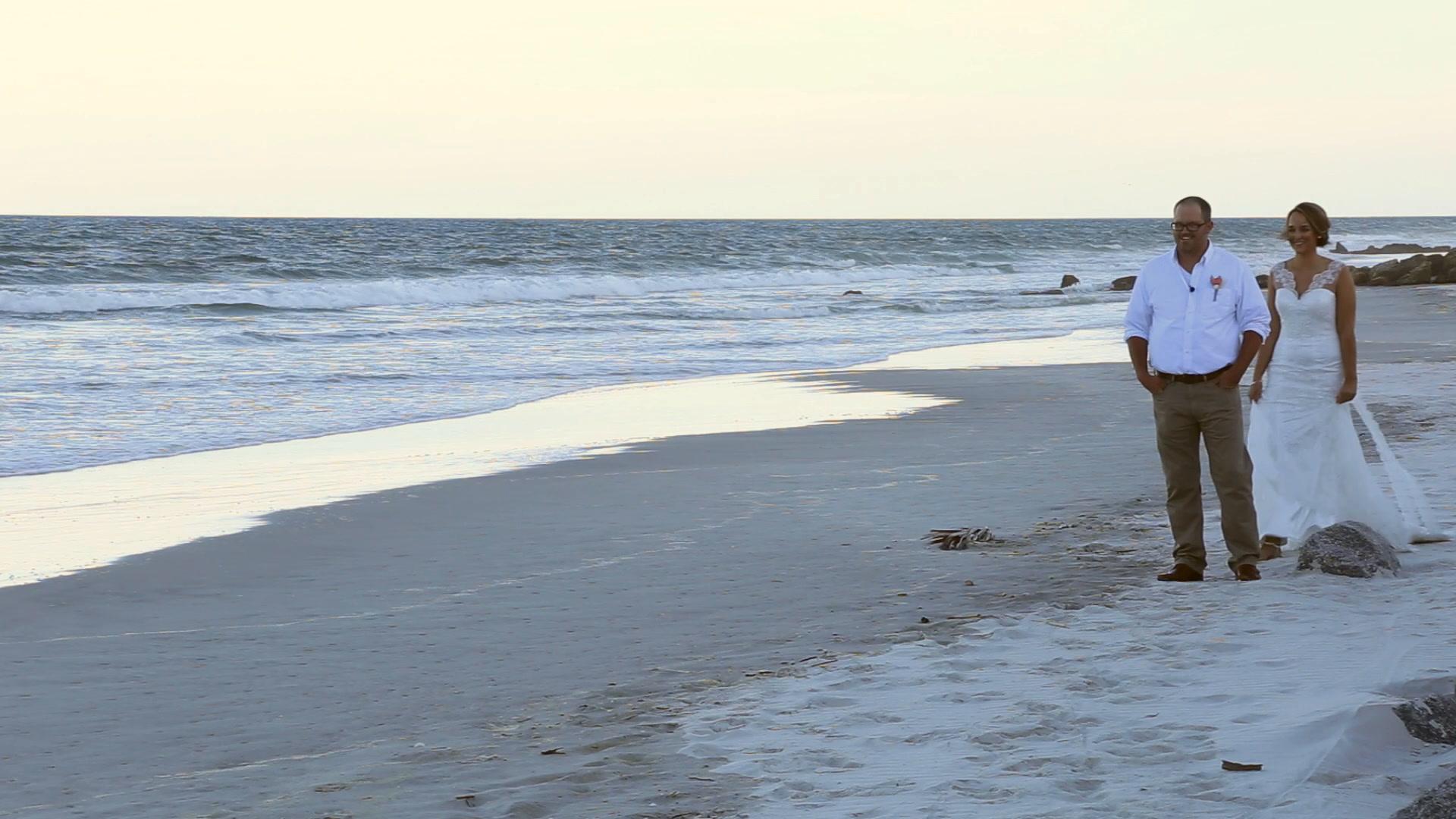 Chris  + Shaina | Palm Coast, Florida | River to Sea Preserve