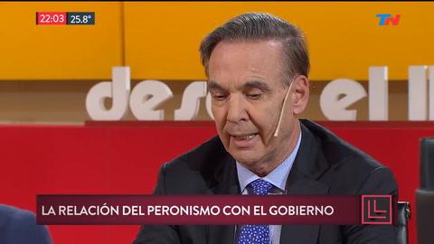 Pichetto: La gente escucha reforma laboral y cree que la van a embromar