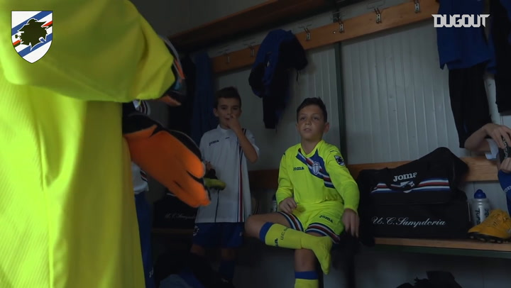U.C. Sampdoria's New Youth Coverage