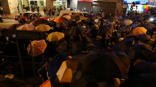 La Policía de Hong Kong ha dejado de ser la