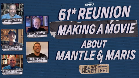 Like We Never Left: Reuniting the stars who made the movie 61*