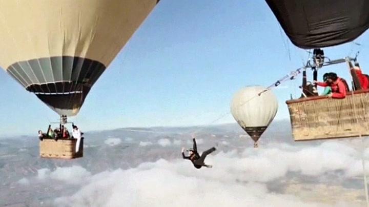 Her går luftballong-stuntet galt