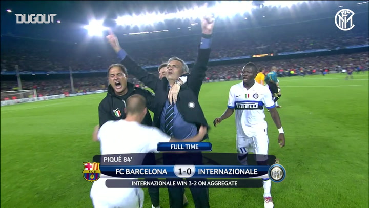 Inter's defensive masterclass contains FC Barcelona at Camp Nou