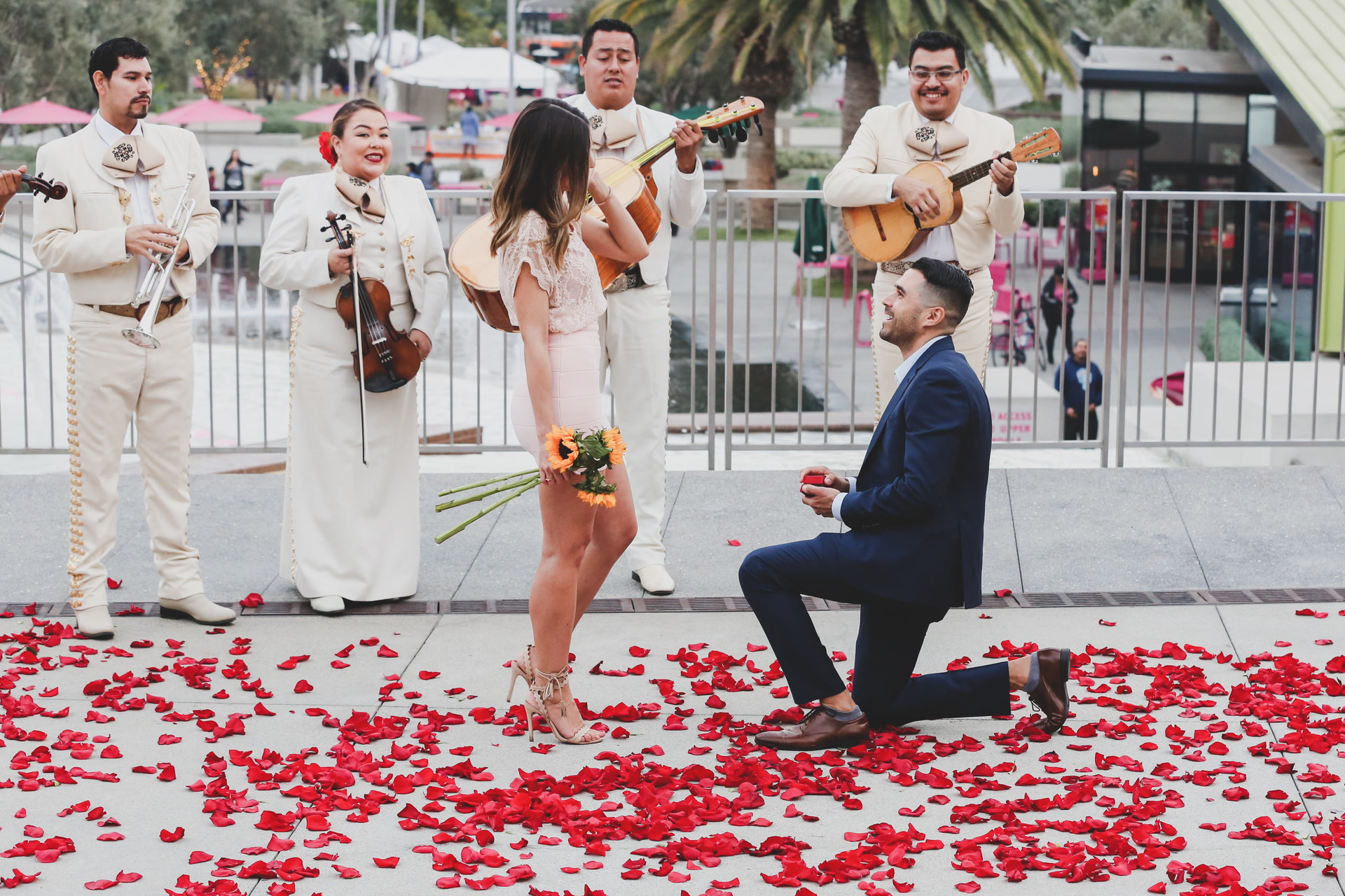 Miguel  + Gaiane  | Los Angeles, California | Grand Park