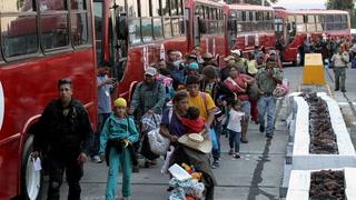 First wave of Honduran migrants arrive at US border weeks before the media had predicted