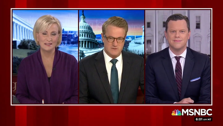Joe Scarborough: 'The Worse Trump Treats You, the Better History Will Treat You'