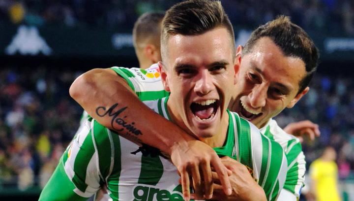 LaLiga: Betis - Villarreal. El partido de Giovani Lo Celso