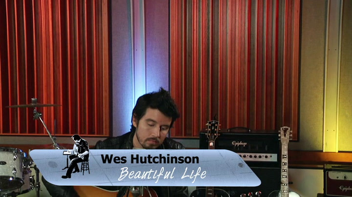 Wes Hutchinson performs Beautiful Life on The Jimmy Lloyd Songwriter Showcase