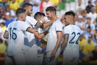 Argentina le propinó tremenda paliza a Ecuador en partido amistoso disputado en España