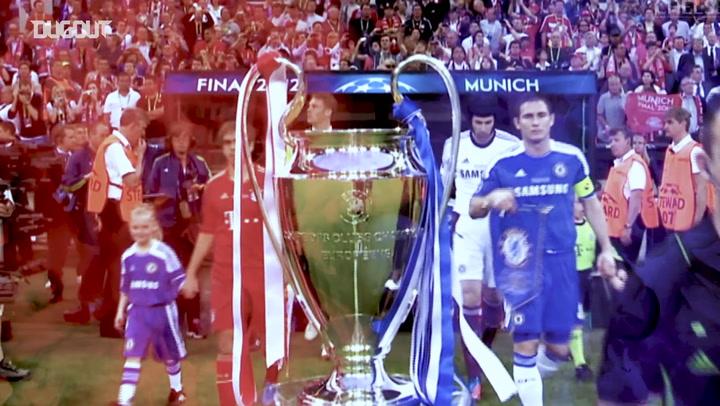 Chelsea'nin Münih'te Unutulmaz Gecesi