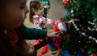 Spring Preserve kicks off its Holiday Express