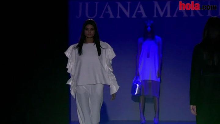 Fashion Week Madrid otoño-invierno 2014-2015: Juana Martín
