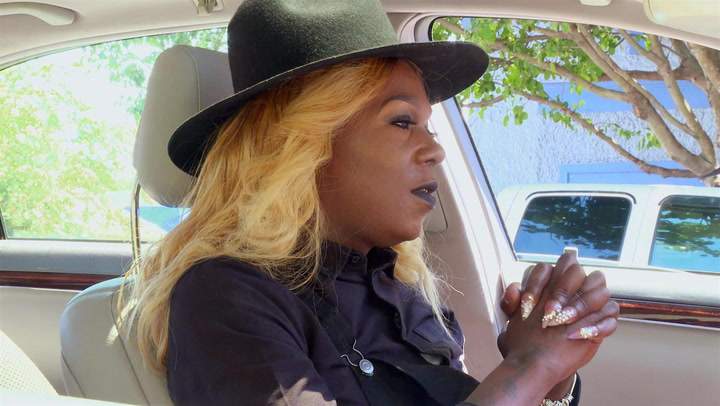 Big Freedia Seeks Advice From Her Mother Vera in Heaven